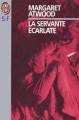 Couverture La servante écarlate Editions J'ai Lu (S-F) 1997