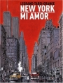 Couverture New-York mi amor Editions Casterman 2009