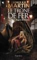 Couverture Le Trône de fer, tome 14 : Les Dragons de Meereen Editions Pygmalion 2012