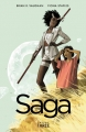 Couverture Saga, tome 3 Editions Image Comics 2014