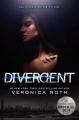 Couverture Divergent / Divergente / Divergence, tome 1 Editions Katherine Tegen Books 2014