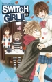 Couverture Switch Girl, tome 23 Editions Delcourt (Sakura) 2014
