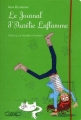 Couverture Le journal d'Aurélie Laflamme, tome 4 : Le monde à l'envers Editions Michel Lafon 2011