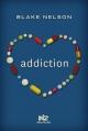 Couverture Addiction Editions Albin Michel (Jeunesse - Wiz) 2014