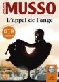 Couverture L'appel de l'ange Editions Audiolib 2011