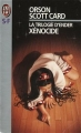 Couverture Le cycle d'Ender, tome 3 : Xénocide Editions J'ai Lu (S-F) 1995