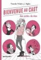 Couverture Bienvenue au Cast, tome 1 : Aux portes du rêve Editions Rageot 2014