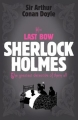 Couverture Sherlock Holmes, tome 8 : Son dernier coup d'archet Editions Headline (Fiction/Crime) 2006