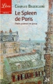 Couverture Le spleen de Paris / Petits poèmes en prose Editions Librio (Poésie) 2004