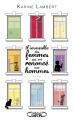 Couverture L'immeuble des femmes qui ont renoncé aux hommes Editions Michel Lafon 2014