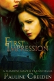 Couverture A Shadow Maven Paranormal, book 1 : First Impression Editions AltWit Press 2014