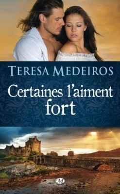 Couverture Kincaid Highland, tome 2 : Certaines l'aiment fort