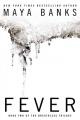 Couverture À fleur de peau, tome 2 : Fever Editions Milady (Romantica) 2014