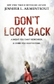 Couverture Don't Look Back Editions Hodder 2014