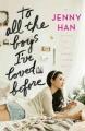 Couverture Les amours de Lara Jean, tome 1 : A tous les garçons que j'ai aimés... Editions Simon & Schuster 2014