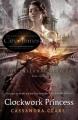 Couverture La Cité des Ténèbres / The Mortal Instruments : Les origines, tome 3 : La Princesse Mécanique Editions Walker Books 2013