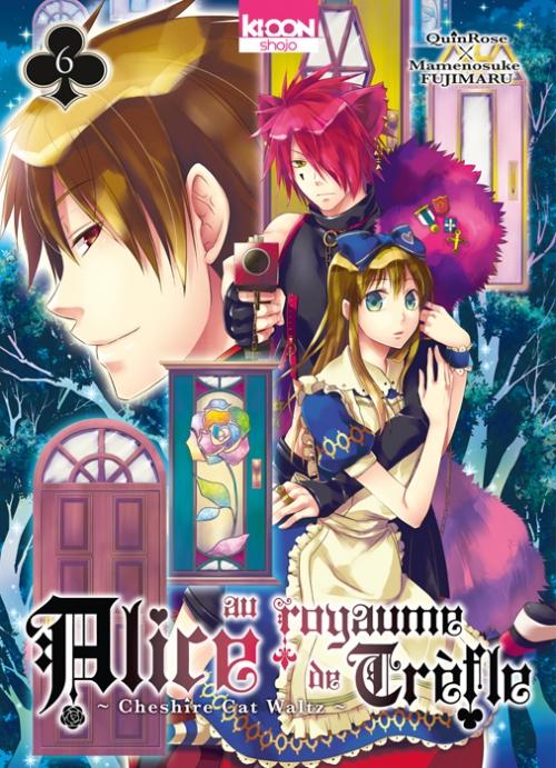 Couverture Alice au royaume de Trèfle : Cheshire Cat Waltz, tome 6