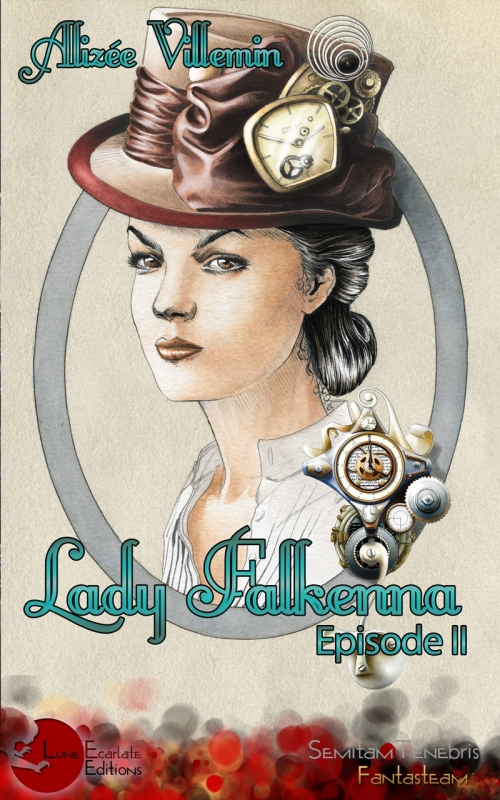 Couverture Lady Falkenna, Episode 2