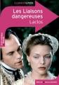 Couverture Les Liaisons dangereuses Editions Belin / Gallimard (Classico - Lycée) 2012
