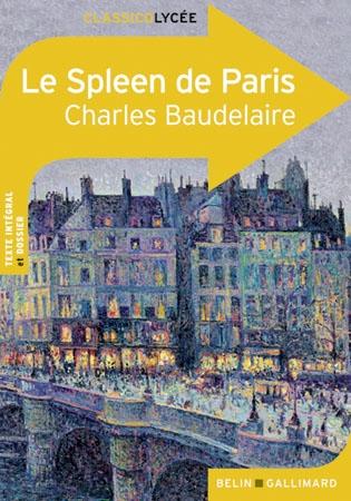 Couverture Le Spleen de Paris
