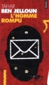 Couverture L'homme rompu Editions Points 1994