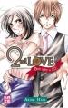 Couverture 2nd love : Once upon a lie, tome 2 Editions Kazé (Shôjo) 2014