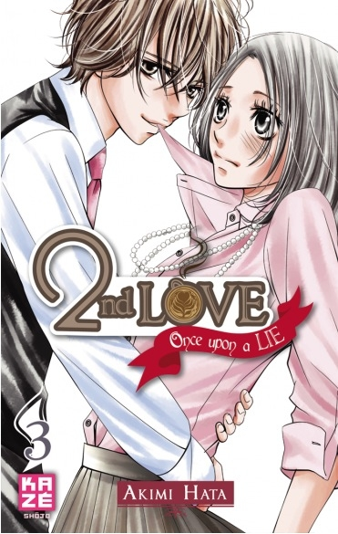 Couverture 2nd love : Once upon a lie, tome 3