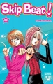 Couverture Skip Beat!, tome 32 Editions Casterman (Sakka) 2014