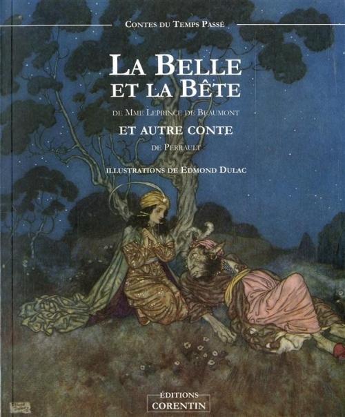 Couverture La Belle et la Bête et autre conte (Dulac)
