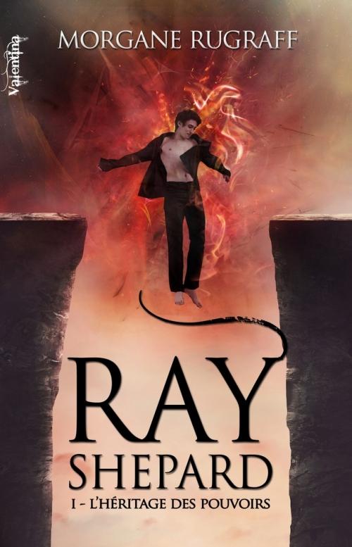 Couverture Ray Shepard, tome 1 : L'Héritage des pouvoirs