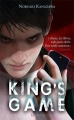 Couverture King's Game (roman), tome 1 Editions Lumen 2014