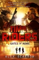 Couverture Time riders, tome 5 : Les flammes de Rome Editions Puffin Books 2012