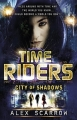 Couverture Time riders, tome 6 : Les brumes de Londres Editions Puffin Books 2012
