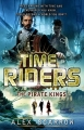 Couverture Time riders, tome 7 : Les seigneurs des mers Editions Puffin Books 2013