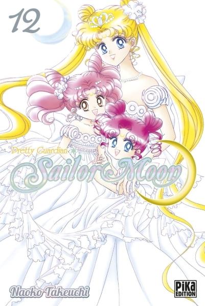 Couverture Pretty Guardian Sailor Moon, tome 12