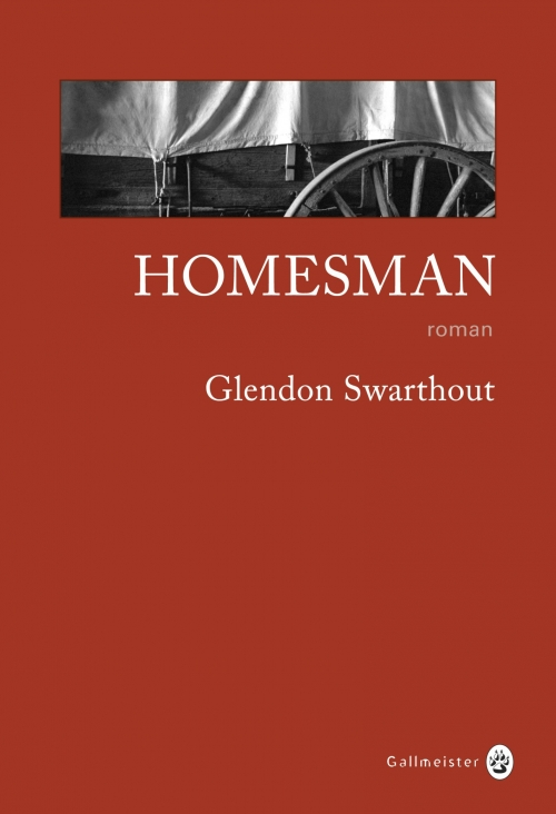 Couverture Homesman