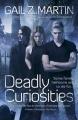 Couverture Deadly Curiosities, book 1 Editions Solaris (Fantasy) 2014
