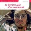 Couverture Le Dernier Jour d'un condamné Editions Nathan (Carrés classiques) 2012