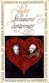 Couverture Les liaisons dangereuses Editions Garnier Flammarion 1971