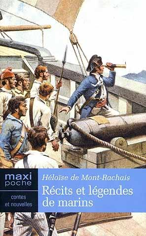 Couverture Récits et légendes de marins