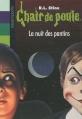 Couverture La nuit des pantins Editions Bayard (Poche) 2011
