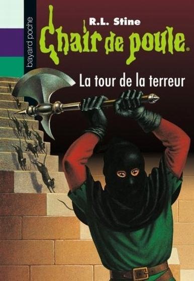Couverture La tour de la terreur / Les pierres magiques