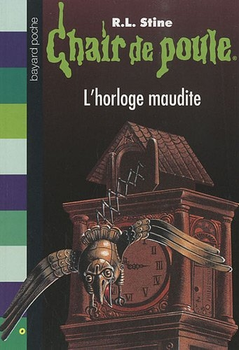 Couverture L'horloge maudite / L'horloge enchantée