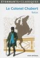 Couverture Le colonel Chabert Editions Flammarion (GF - Etonnants classiques) 2013