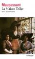 Couverture La maison Tellier Editions Folio  (Classique) 2014