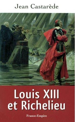 Couverture Louis XIII et Richelieu
