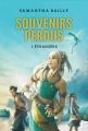 Couverture Souvenirs perdus, tome 1 : Etrangère Editions Syros 2014