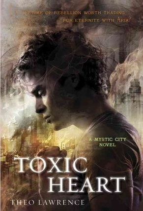 Couverture Mystic city, tome 2 : Toxic Heart