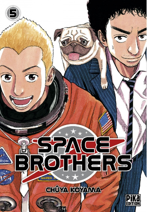 Couverture Space brothers, tome 05