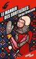Couverture Le manoir des sortilèges Editions du Masque 2014
